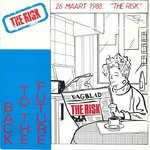 RISK, THE - Back To The Future LP (EX/EX) (M)