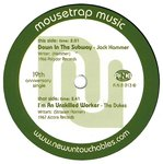 "MOUSETRAP 45'S – 19TH ANNIVERSARY SINGLE - Jack Hammer / The Dukes 7"" (NEW) (M)"