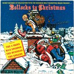 "V/A - Bollocks To Christmas EP 7"" + P/S (EX/VG+) (P)"