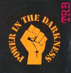 TOM ROBINSON BAND, THE - Power In The Darkness - LP (VG-/VG-) (P)