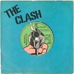 "CLASH, THE - (White Man) In Hammersmith Palais 7"" + P/S (G/VG-) (P)"