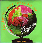 "X-RAY SPEX - The Day The World Turned Day - 7"" + P/S (EX-/EX-) (P)"
