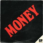 "MONEY - Fast World EP 7"" + P/S (VG+/VG+) (P)"