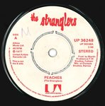 "STRANGLERS, THE - Peaches 7"" (-/VG) (P)"