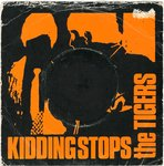 "TIGERS, THE - Kidding Stops 7"" + P/S (VG-/VG+) (SKA)"