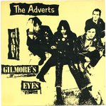 "ADVERTS, THE - Gary Gilmore's Eyes EP 7"" + P/S (EX/EX*) (P)"