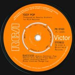 "POP, IGGY - Success 7"" (-/VG) (P)"