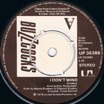 "BUZZCOCKS, THE - I Don't Mind 7"" (-/VG) (P)"