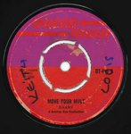 "LIVINGSTONE, DANDY - Move Your Mule 7"" (-/POOR) (SKA)"