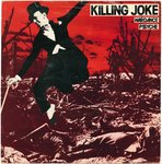 "KILLING JOKE - Wardance - 7"" + P/S (EX/VG-) (P)"