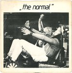 "NORMAL, THE - T.V.O.D / Warm Leatherette - 7"" + P/S (VG+/VG+) (P)"