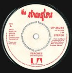 "STRANGLERS, THE - Peaches - 7"" (-/VG+) (P)"
