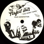 "GENERATION X - Perfect Hits : The Demo Tapes #1 EP 7"" (-/EX) (P)"