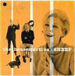 "HOUSEMARTINS, THE - Sheep - 7"" + P/S (VG/VG) (M)"