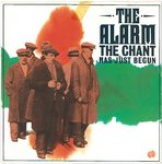 "ALARM, THE - The Chant Has Just Begun - 7"" + P/S (VG+/EX) (P)"