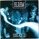 "ALARM, THE - Rescue Me  - 7"" (+ POSTER P/S) (EX-/VG+) (P)"