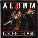 "ALARM, THE - Knife Edge - 7"" + P/S (EX/VG) (P)"