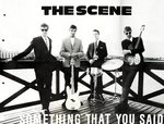 "SCENE, THE - 59cm x 41cm ""Something That You Said"" PROMO POSTER (EX)"