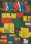 JAMMING - Issue 12 FANZINE (EX)