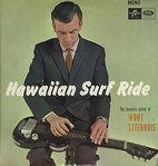 STEENHUIS‎, WOUT - Hawaiian Surf Ride LP (EX-/POOR) (M)