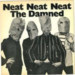 "DAMNED, THE - Neat Neat Neat - 7"" + P/S (EX/VG) (P)"