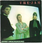 "JAM, THE - Going Underground (DOUBLE PACK) - 7"" + P/S (VG+/VG+) (M)"