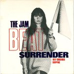 "JAM, THE - Beat Surrender - 7"" + P/S (VG+/VG+) (M)"
