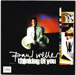 "WELLER, PAUL - Thinking Of You - 7"" + P/S (EX/EX) (M)"