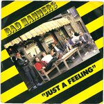 "BAD MANNERS - Just A Feeling - 7"" + P/S (VG+/VG+) (SKA)"