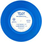 "BARRACUDAS, THE - I Can't Pretend (BLUE WAX) - 7"" + CS (EX/EX) (M)"