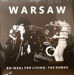WARSAW - An Ideal For Living - The Demos LP (NEW) (P)