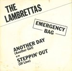 "LAMBRETTAS, THE - Another Day (Another Girl) - 7"" + P/S (VG/VG+) (M)"