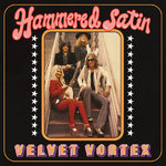 HAMMERED SATIN - Velvet Vortex LP (NEW) (P)