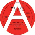"SHA LA LA'S, THE - (Get On Up) Bringin' Back The Love (RED VINYL) 12"" (NEW)"