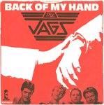 "JAGS, THE - Back Of My Hand - 7"" (+ DUTCH P/S) (VG/VG) (M)"