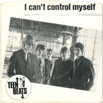 "TEENBEATS, THE - I Can't Control Myself - 7"" + P/S (VG+/VG) (M)"