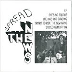 "NEWS, THE - Spread The News EP 7"" + P/S (NEW) (M)"