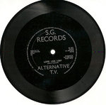 "ALTERNATIVE TV - Love Lies Limp (FLEXI) - 7"" (-/MINT) (P)"