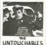 "UNTOUCHABLES, THE - In Their Eyes 7"" + P/S (NEW) (P)"