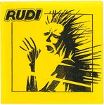 "RUDI - The Pressure's On (WHITE LABEL TEST PRESSING) 7"" + P/S (EX/EX) (P)"