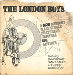 "V/A - The London Boys EP 7"" + P/S (POOR/VG-) (M)"