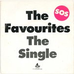 "FAVOURITES, THE - SOS - 7"" + P/S (VG+/VG+) (M)"