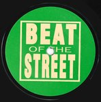 "V/A - Beat Of The Street EP 7"" (-/VG+) (P)"