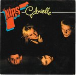 "NIPS, THE - Gabrielle 7"" (+ SPANISH P/S) (EX/VG+) (M)"