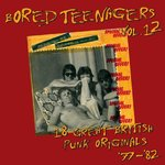 V/A - Bored Teenagers Vol 12 LP + A5 BOOKLET (NEW)