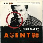 "STYLE COUNCIL, THE - Mick Talbot Is Agent 88 EP 7"" + P/S (EX-/VG+) (M)"