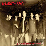 INDUST-BAG - Zavržena mladost (Rejected Youth) (RED VINYL) LP + CD (NEW) (P)