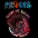 PROCES - Illusions Are Bleeding (RED VINYL) LP + CD (NEW) (P)