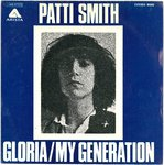 "SMITH, PATTI - Gloria 7"" (+ SPANISH P/S) (EX/EX) (P)"