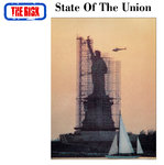 "RISK, THE - State Of The Union EP 12"" + P/S (EX/EX) (M)"